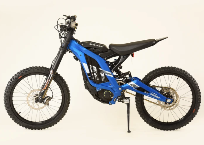 Sur Ron electric dirt bike